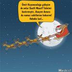 Noel Baba Ümit Kuyumculuk Takvimi