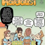 HARDALİST Mizah Dergisi | Aralık Sayısı