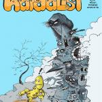 Aylık Mizah Dergisi Hardalist'in Şubat Sayısı Çıktı!