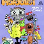 Aylık Mizah Dergisi Hardalist'in Mart Sayısı Çıktı!