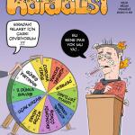 Aylık Mizah Dergisi Hardalist'in Nisan Sayısı Çıktı!