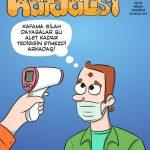 Aylık Mizah Dergisi Hardalist'in Haziran Sayısı Çıktı!