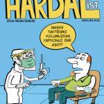Aylık Mizah Dergisi Hardalist'in Mart Sayısı Yayınlandı!