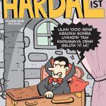 Aylık Mizah Dergisi Hardalist'in Mayıs Sayısı Yayınlandı!