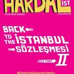 Aylık Mizah Dergisi Hardalist'in Nisan Sayısı Yayınlandı!